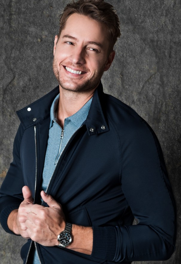Justin Hartley On His Passion For Fashion Amp His This Is Us