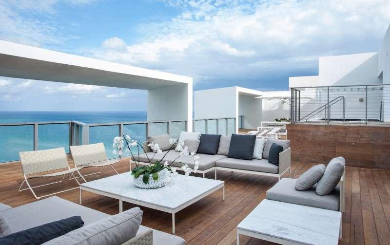 W South Beach Penthouse Suite