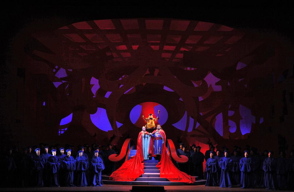 Turandot Act III