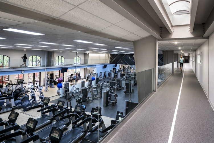 Four Seasons Dallas main gym