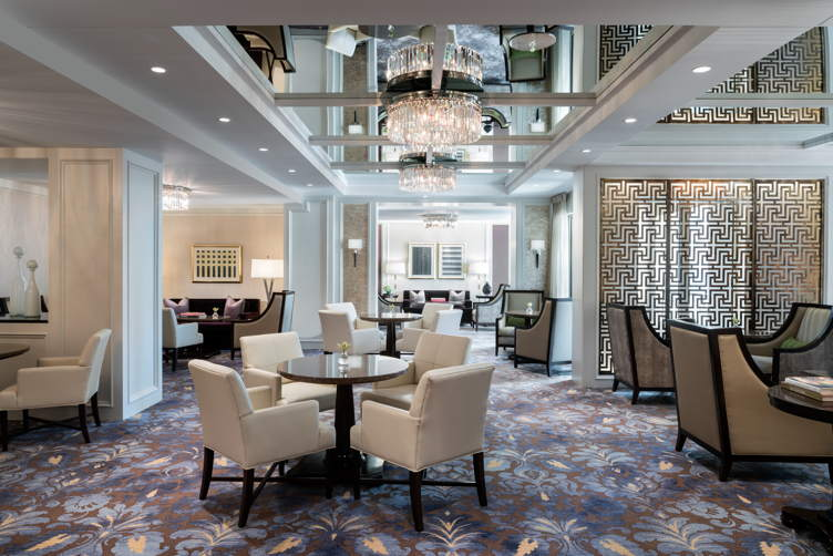 Ritz-Carlton, Dallas Club Lounge