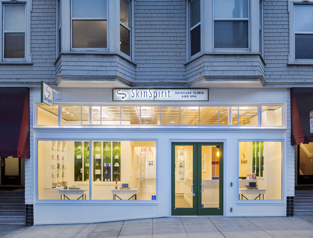 SkinSpirit on Sacramento Street is now open