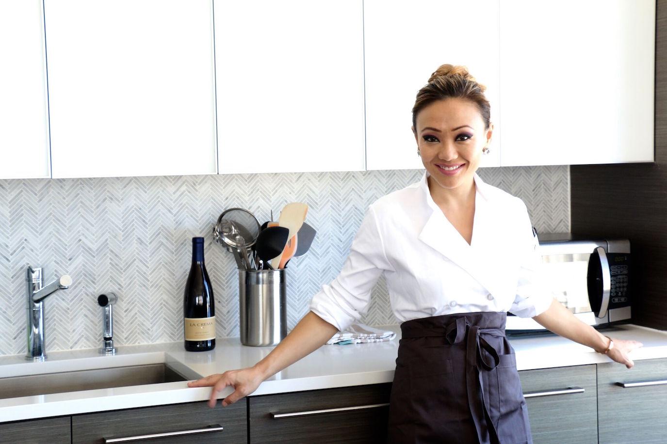 Chef Kathy Fang