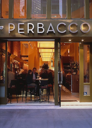Italian Restaurant Perbacco Was An Instant Hit When It Opened On California Street 11 Years Ago Today The Lunch Spot Which Is Also A Destination