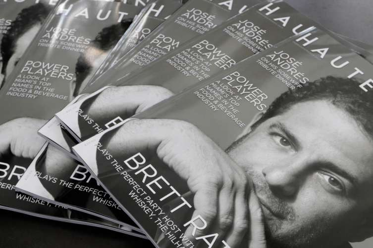 Haute Living Miami Magazines