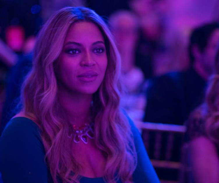 Beyonce celebrates The Weinstein Company