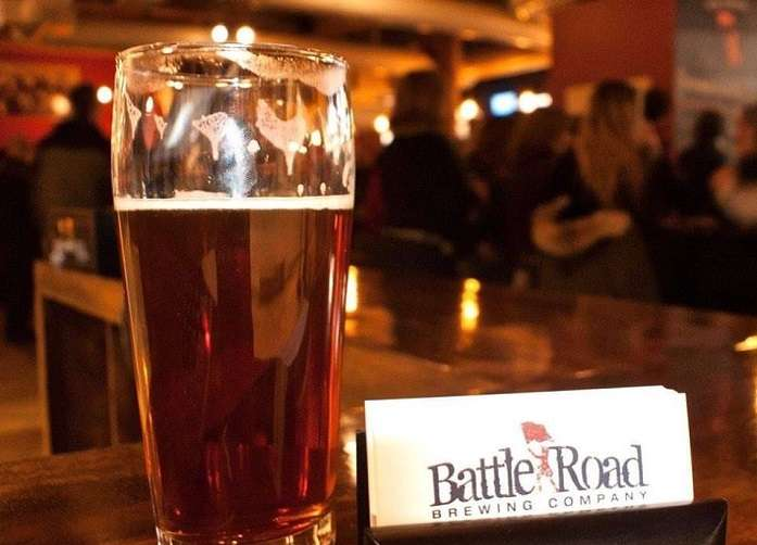 Battle Road Brew House