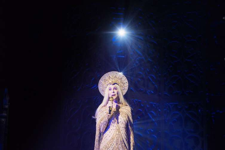 Cher 'Turns Back Time' with a triumphant return to Las Vegas with her 'Classic Cher' Show at the new Park Theater at Monte Carlo_Credit Andrew Macpherson_7