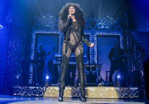 Cher 'Turns Back Time' with a triumphant return to Las Vegas with her 'Classic Cher' Show at the new Park Theater at Monte Carlo_Credit Andrew Macpherson_8