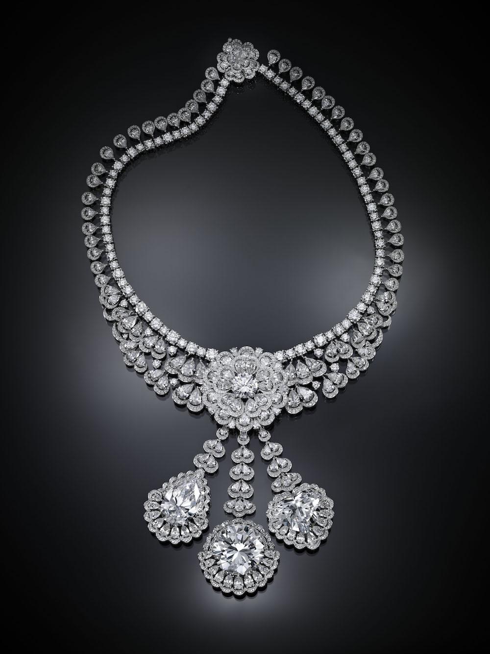 Chopard, Queen of Kalhahari, collier