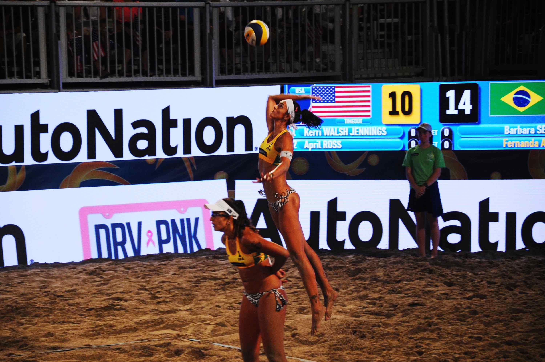 Swatch Beach Volleyball