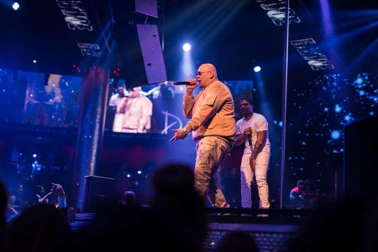 Fat Joe performs at Drai's Nightclub.