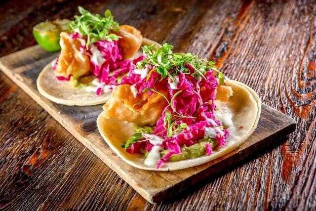 Loco Baja Fish Taco