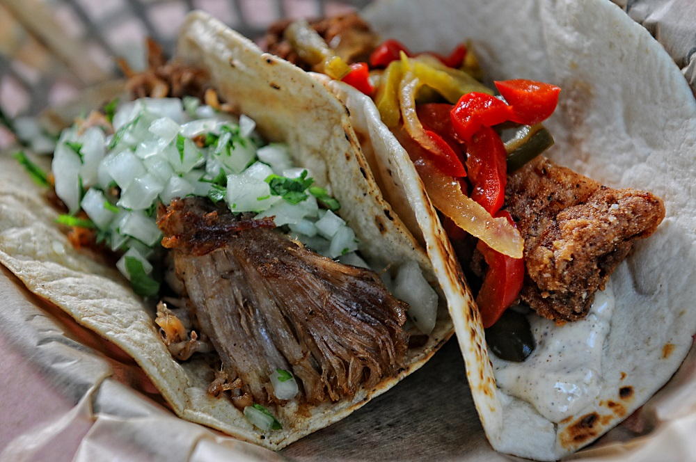 Haute 5 the five best tacos in atlanta 2017 for Best fish tacos nyc