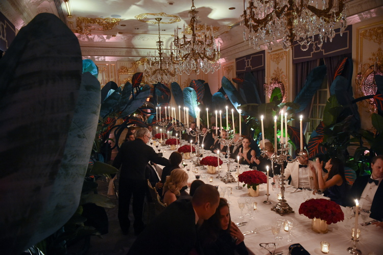 JASON WU AND ST. REGIS HOTELS & RESORTS CELEBRATE : JASON WU'S 10TH ANNIVERARY WITH A MIDNIGHT SUPPER AT THE ST. REGIS NEW YORK