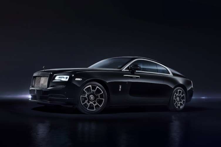 Rolls-Royce Black Badge Wraith