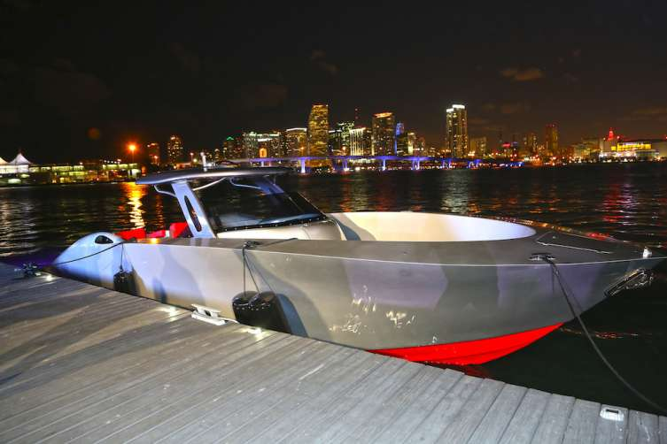 SV Yachts Debuts ALPHA, The Fastest Luxury Yacht In The World