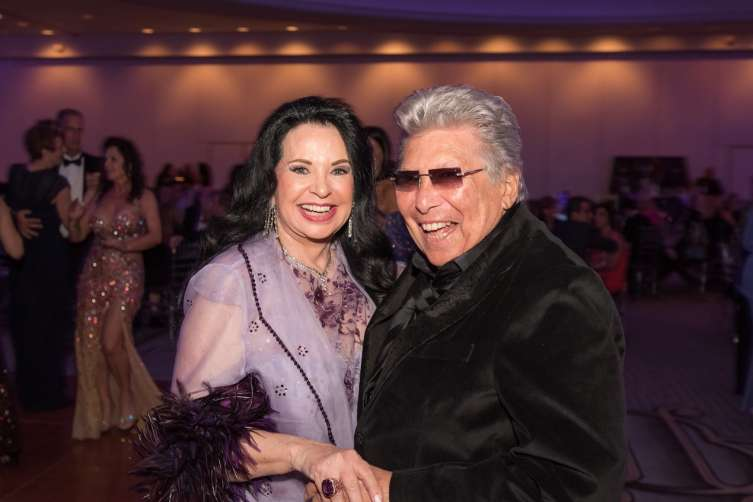 Sandra and Sid Levy