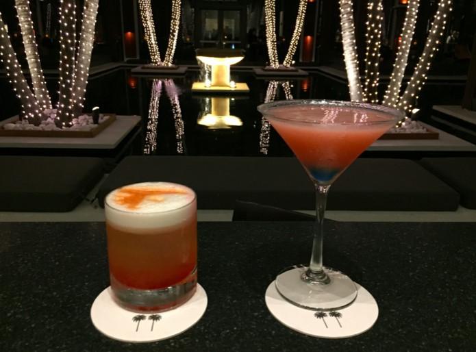 The Setai cocktails