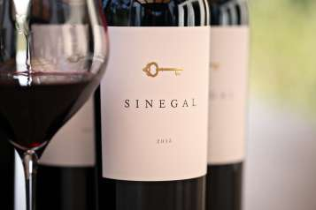 Sinegal Estate wines