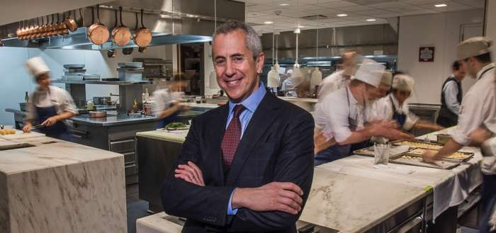 Culinary Mogul Danny Meyer Revolutionizes the Restaurant Biz Again