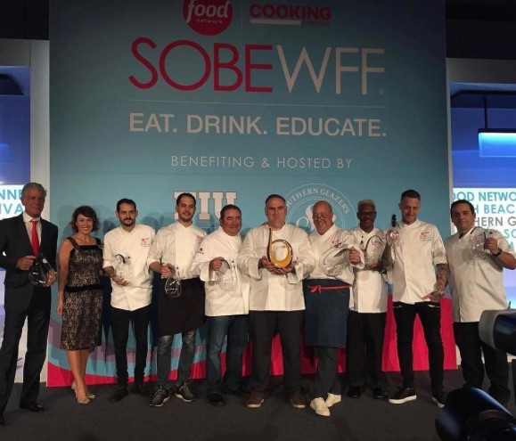 SOBEWFF tribute Dinner