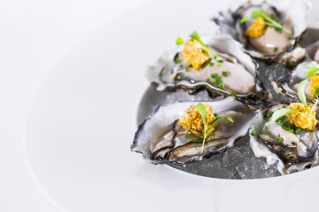 StripSteak - Blue Pool Oysters - Photo Credit GFX