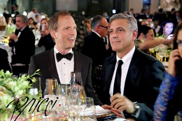 Tom Sullivan, George Clooney