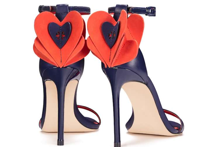 Tory Burch Heart_Sandal_-_$325