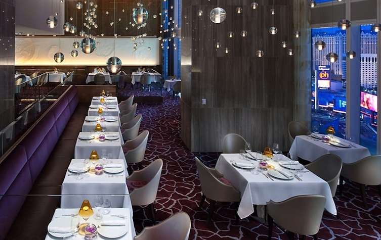 If You Want To Dine Pierre Gagnaire S Restaurants In The United States Ll Have Do It At Twist Mandarin Oriental Housed Within Mive