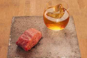 Wagyu Cocktail – culinary SUSHISAMBA copy