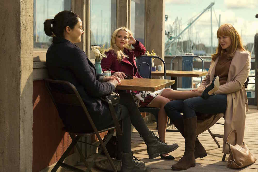 The new HBO show, Big Little Lies, takes place in Monterey