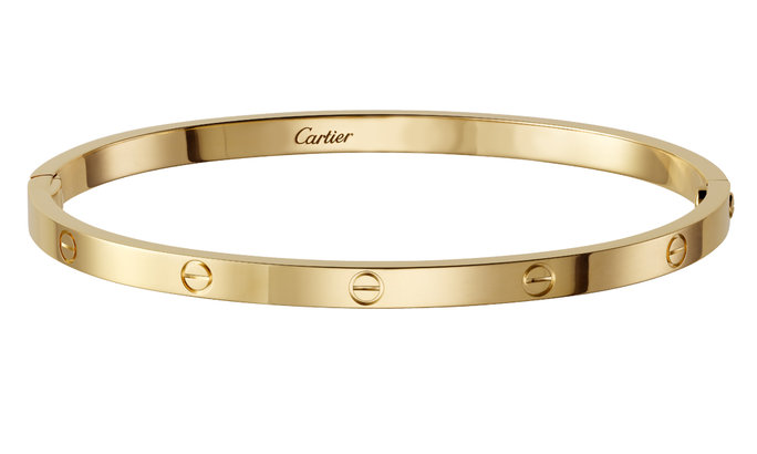 Cartier s New LOVE Bracelet Is Already Must Have Accessory The