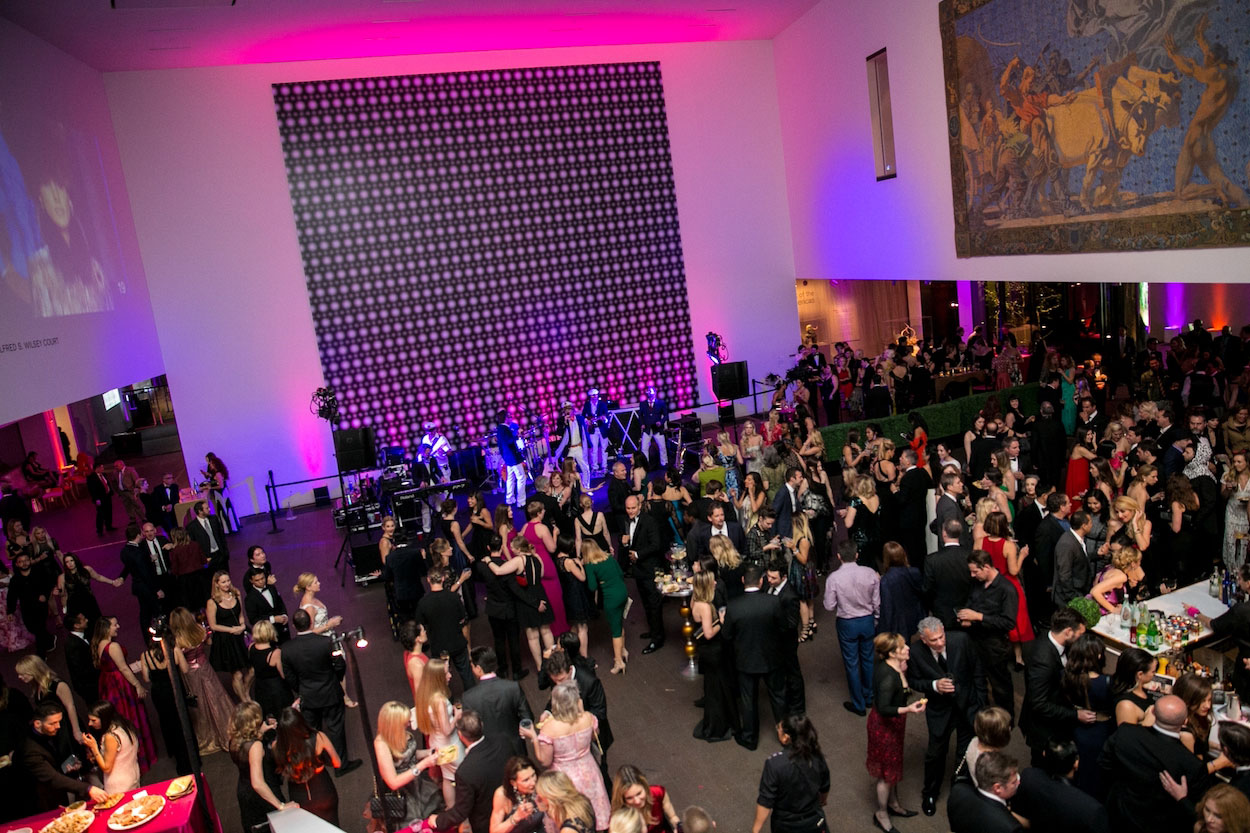 A scene from last year's ArtPoint gala