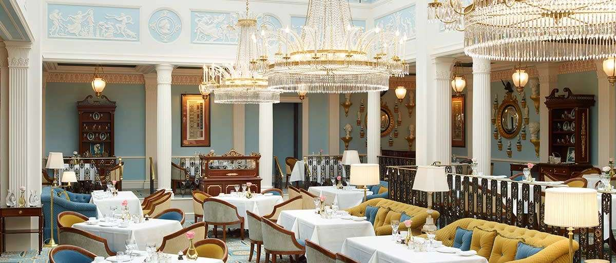 Most Expensive Restaurants In London 2017