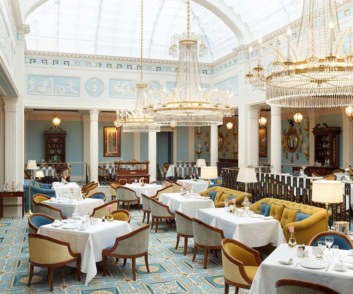 Haute Top 5 Most Expensive Restaurants In London 2017