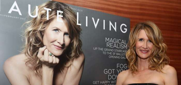 Haute Living Celebrates Laura Dern Cover Launch with JetSmarter