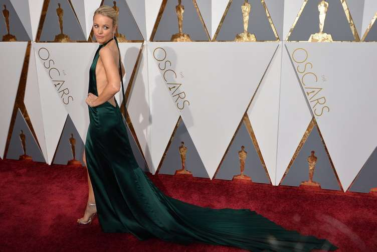 Rachel McAdams attends the 88th Academy Awards