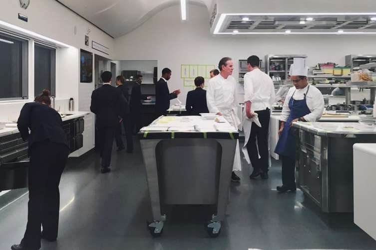 Inside the new French Laundry kitchen