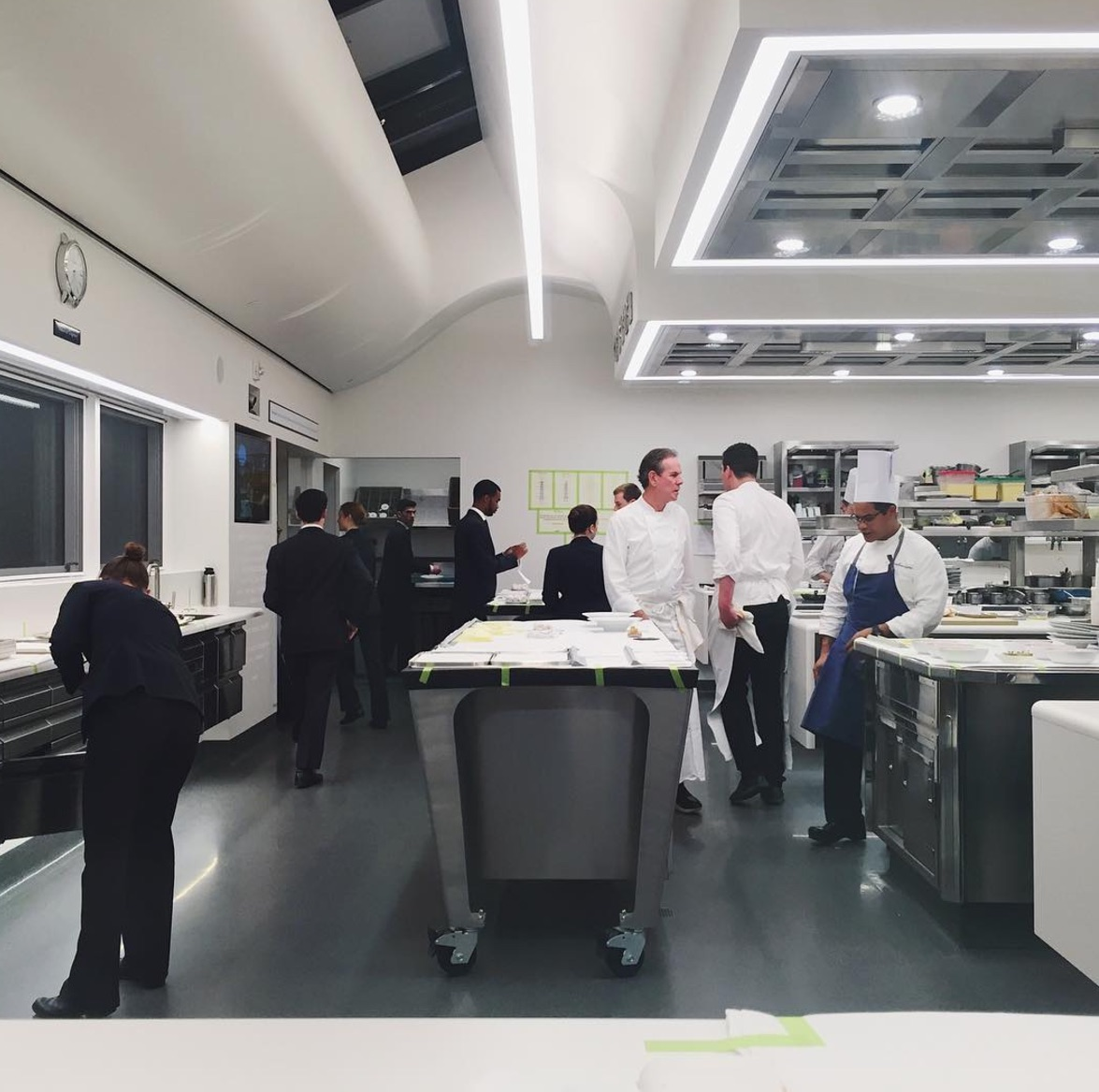 Thomas Keller And The French Laundry Debut New Kitchen