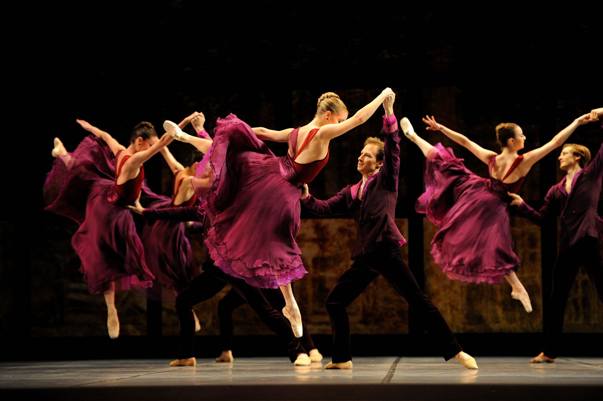 The San Francisco Ballet