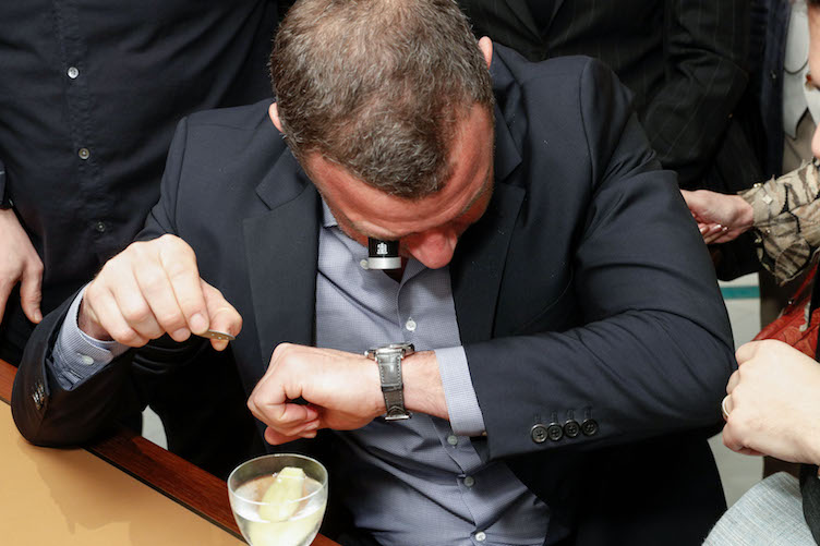 Exploring Tiffany Watches with Liev Schreiber and aBlogtoWatch