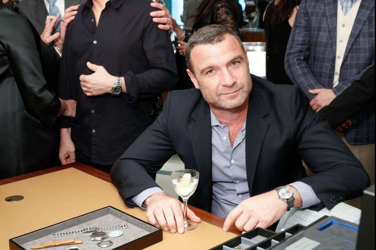 SAN FRANCISCO, CA - March 10 -  Liev Schreiber attends Exploring Tiffany Watches with Liev Schreiber and aBlogtoWatch on March 10th 2017 at Tiffany & Co. in San Francisco, CA (Photo - Drew Altizer Photography)