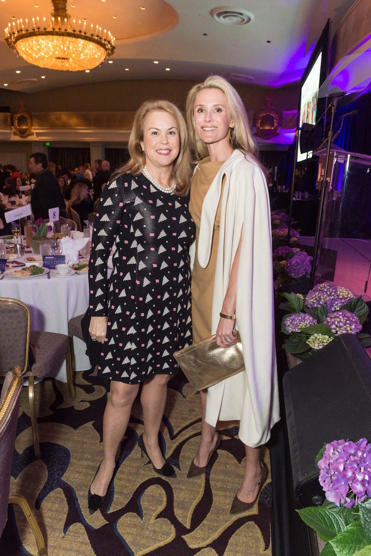 Nonie Greene and Jennifer Siebel Newsom