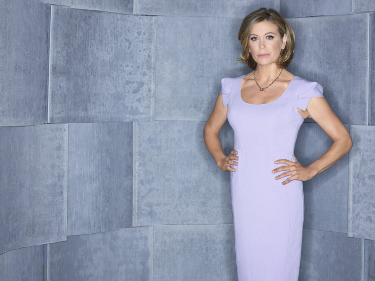 "ABC's ""The Catch"" stars Sonya Walger as Margot"