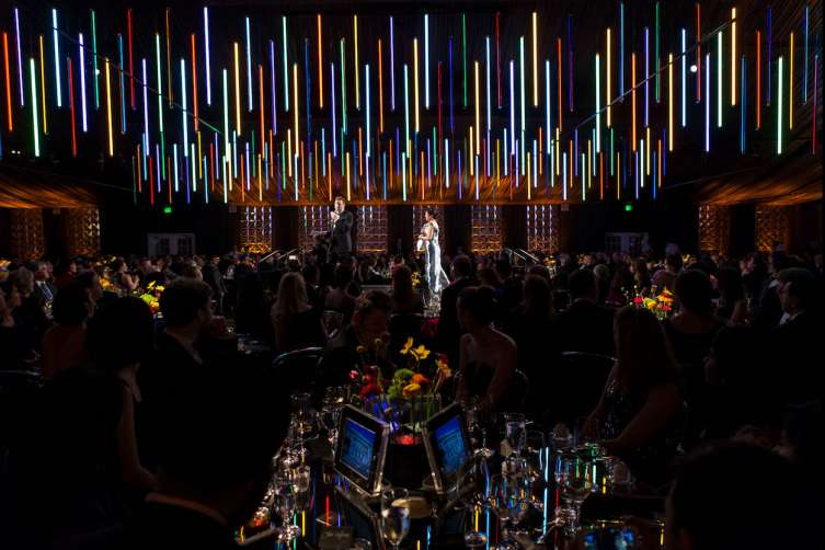 SAN FRANCISCO, CA - March 2 -  Atmosphere at Asian Art Museum Gala 2017 on March 2nd 2017 at Asian Art Museum in San Francisco, CA (Photo - Ando Caufield for Drew Altizer Photography)