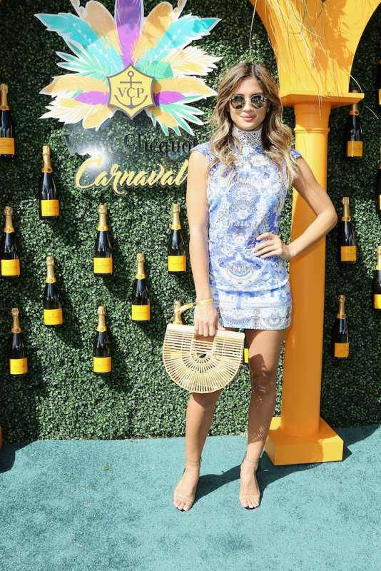 MIAMI, FL - MARCH 04: Rocky Barnes attends the Third Annual Veuve Clicquot Carnaval at Museum Park on March 4, 2017 in Miami, Florida. (Photo by John Parra/Getty Images for Veuve Clicquot)