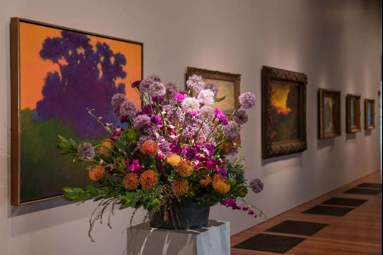 SAN FRANCISCO, CA - April 4 -  Atmosphere at Bouquets to Art Opening Night Gala April 4th 2016 at de Young Museum in San Francisco, CA (Photo - Drew Altizer)