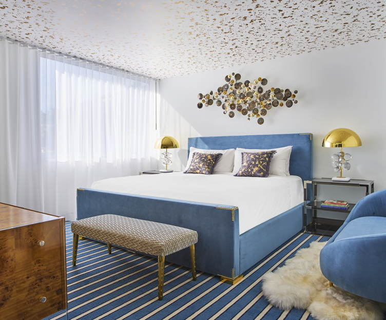 Jonathan Adler for the Andaz West Hollywood