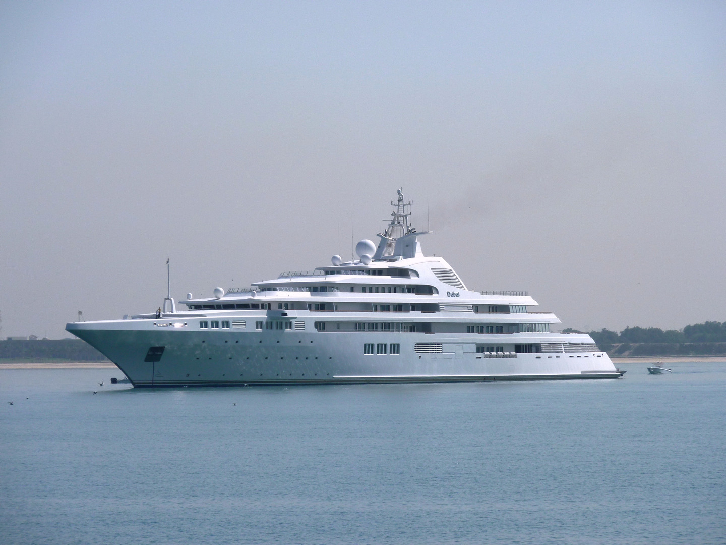 The Top 5 Largest Private Yachts In The World